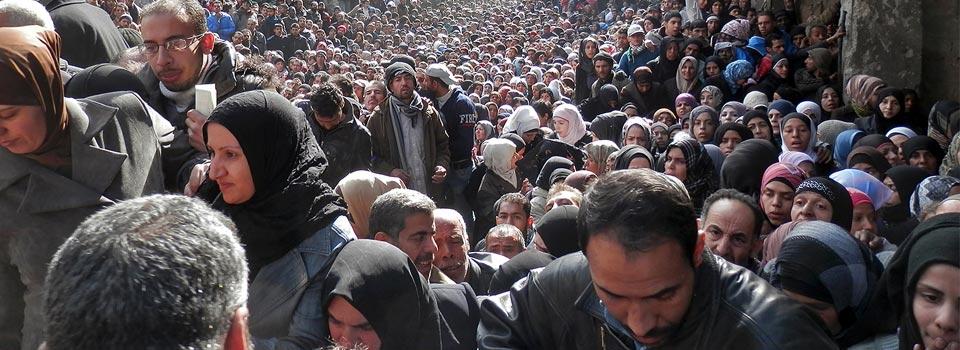 اللاجئين و اللجوء