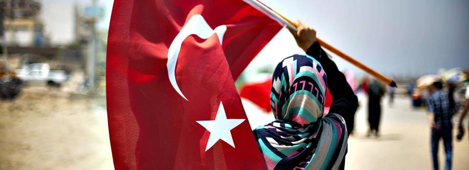 اللجوء في تركيا