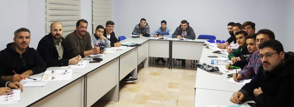 Suriyelilerle Türkçe Eğitim