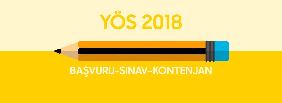 إمتحان دخول الطلاب الأجانب  2018 YÖS