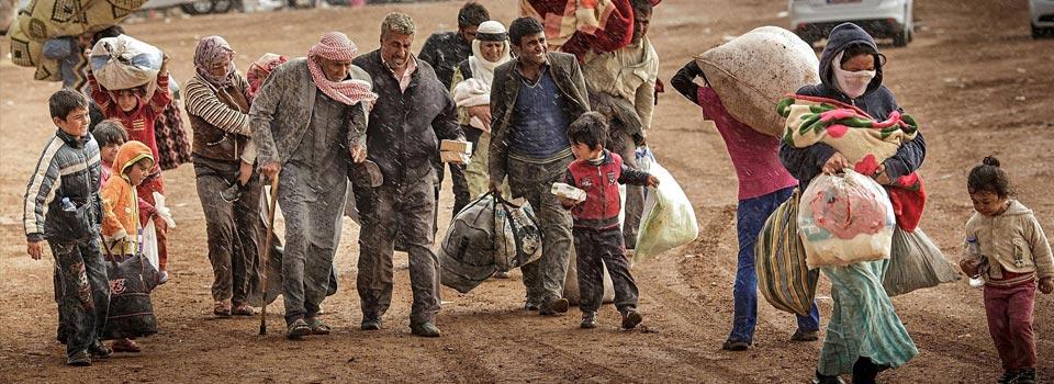 Syrian Asylum Seekers