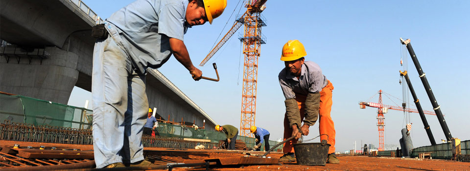 Start Vocational Training in The Construction Field