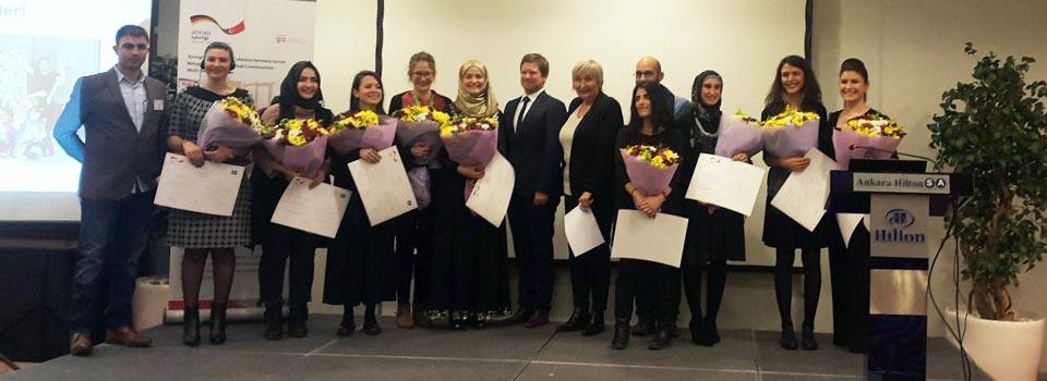 جمعية اللاجئين GIZ& Welthungerhilfe تم الانتهاء بنجاح  مشروع مركز المجتمع متعددة الأغراض