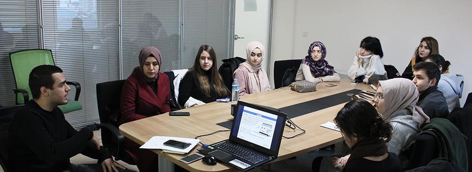 التقينا مع المتطوعين الجدد  في جمعية اللاجئين