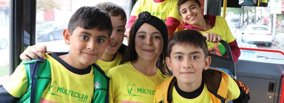 الانسجام الاجتماعي للاجئين