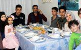 ثقافات مختلفة اجتمعت على نفس المائدة
