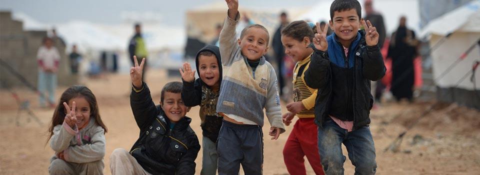 refugees children