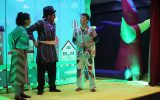 Theater Groups Come Together With Children