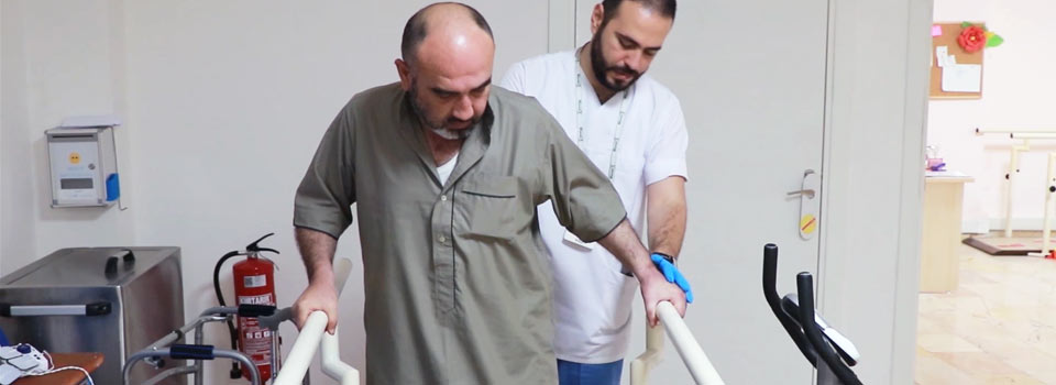 Mohammed paralyzed by grief regained his health