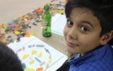 Çocuklar Cam Sanatını Yakından Tanıyor