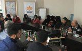 ECHO Mülteci Meclisleri ile Toplantı Gerçekleştirdi