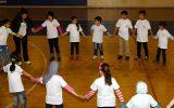 Türk ve Suriyeli Çocuklar Spor Etkinliklerinde Kaynaşıyor