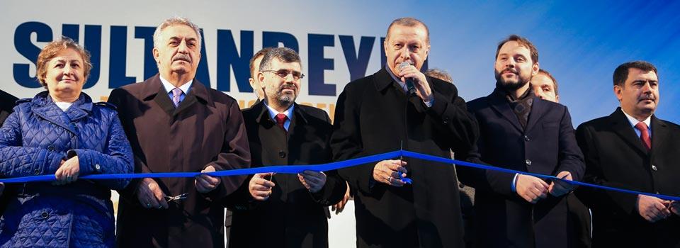 Cumhurbaşkanı Sultanbeylide