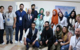Emine Erdoğan Mülteciler Derneğini Ziyaret Etti