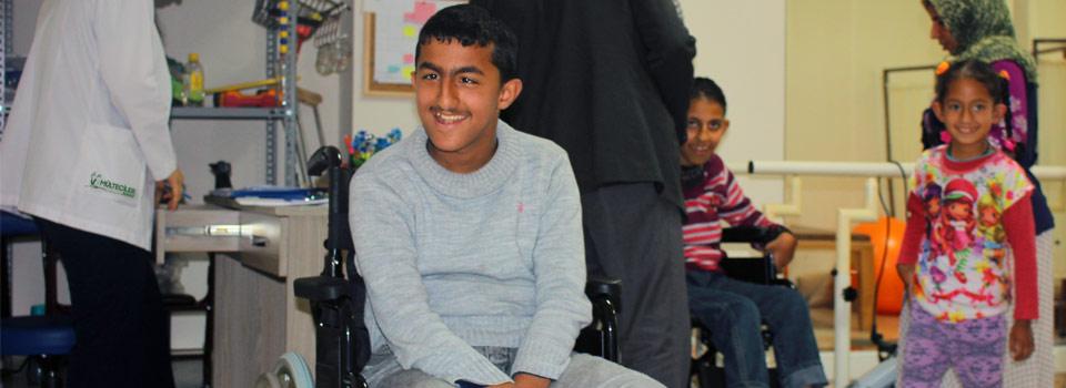 Tekerlekli Sandalye Dağıtımı