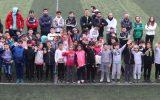 UEFA ve FIFA'nın desteklediği Futbol Kardeşliği Projesi Sultanbeyli'de