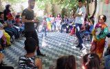 Türk ve Suriyeli Çocuklar Aynı Ritimlerde Buluştu