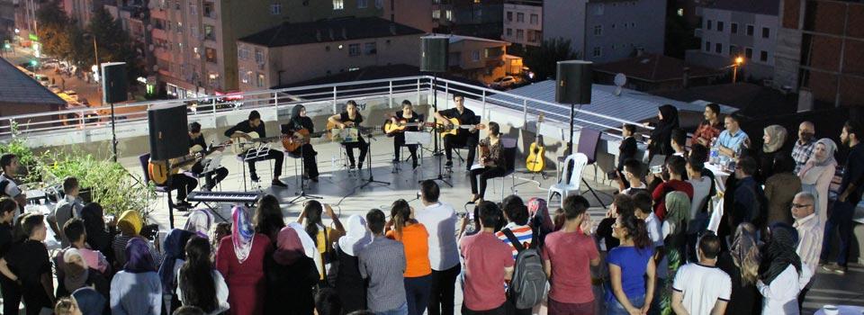 Açıkhava konseri