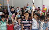 Oyuncaklarını Suriyeli Arkadaşlarıyla Paylaşan Güzide