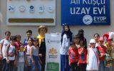 Mülteci Çocuklar Ali Kuşçu Uzay Evinde