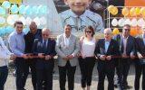Çocuk Karavanı Mülteciler Derneği Bahçesinde Açıldı