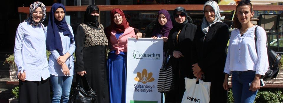 Suriyeli ve Türk Aileler