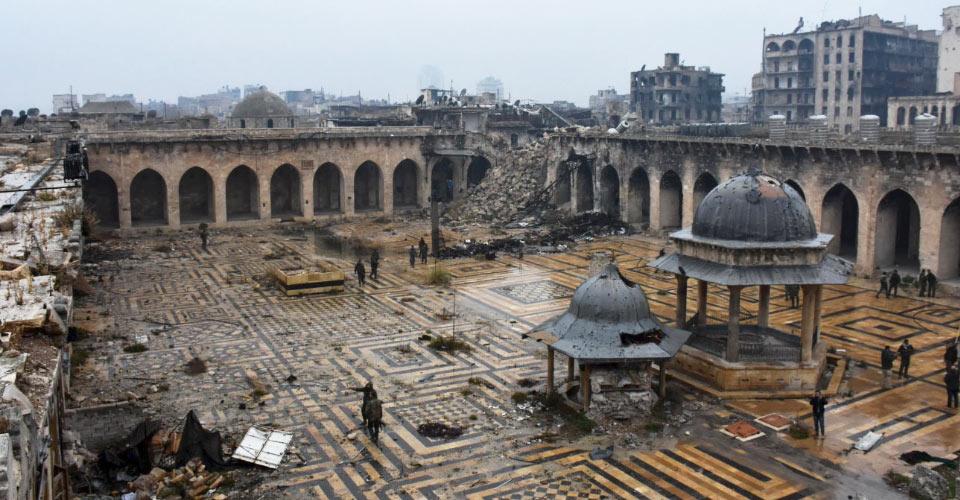 Halep Emevi Cami