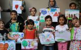 Mülteci Çocukların Gözüyle Barış