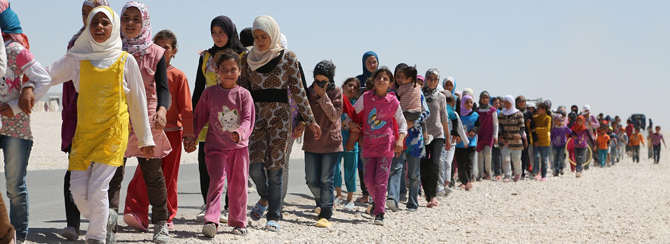 Mülteciler Göç