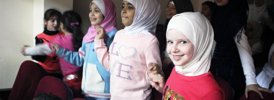 Türk Çocuklar ile Mülteci Çocuklar