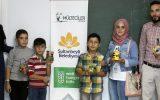 Üniversite Öğrencileri Mülteci Çocuklarla Sanat Atölyesinde