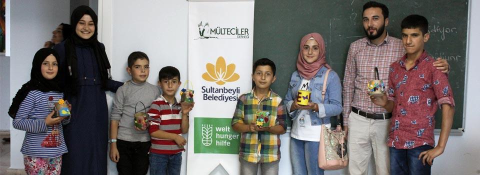 Maltepe Üniversitesi Çocuklarla Biraraya Geldi