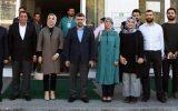 İstanbul Milletvekili Serap Yaşar Derneğimizi Ziyaret Etti