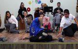 The Flying Gorillas Ekibi Türk ve Suriyeli Çocuklarla Bir Arada