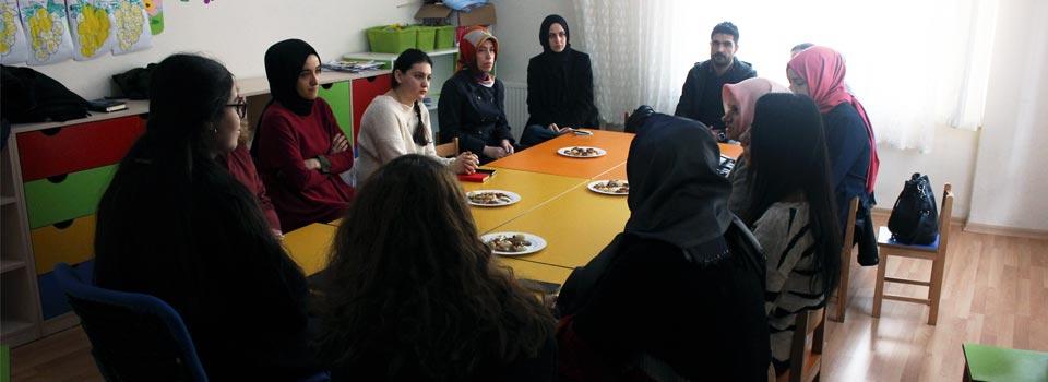 2017 yılının Son Gönüllüler Toplantısı Yapıldı