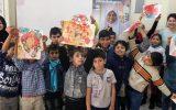 Çocuklar Ebru ile Renklerin Dünyasında Buluştu