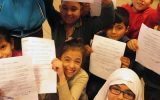 Çocuklar Arasında Dostluk Antlaşması İmzalandı