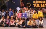 Çocuklar Dinozorların Dünyasını Keşfe Çıktı