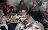 Cuma Kahvaltısında Bige Hanım'a Misafir Olduk