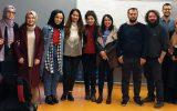 Mülteciler Derneği Çalışanları Bilgi Sosyal Kuluçka Merkezinde