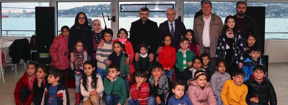 Türk ve Suriyeli Aileler