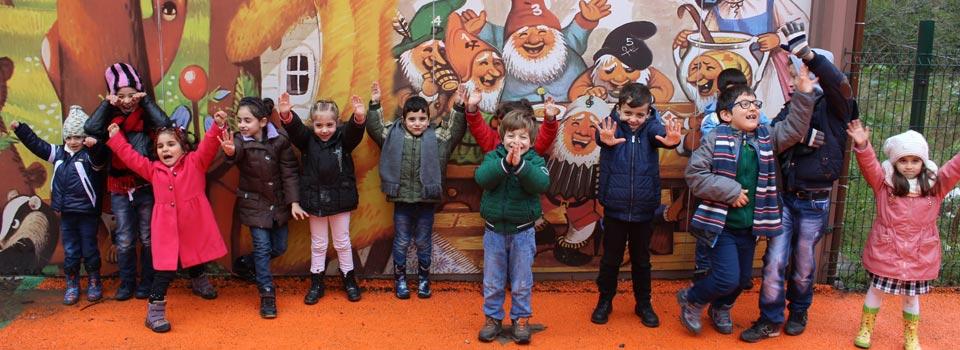 Çocuklar Masal Müzesinde