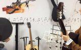 Müzik Atölyesine Gitar Dersleri İle Başlangıç Yapıldı