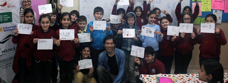 Chang Yang Han Farklı Kültürler Tanıma