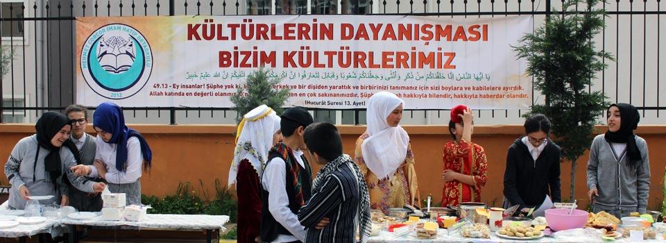 Kültürlerin Dayanışması Etkinliği