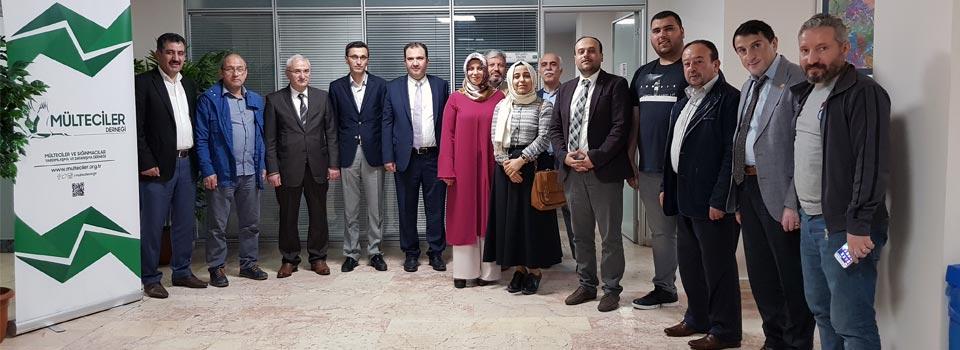 Mülteciler Derneği 2.Olağan Genel Kurulu Katılımcılar