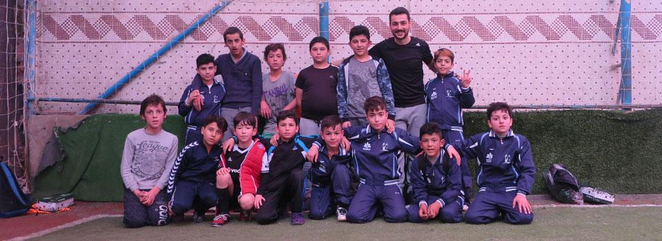 Mülteciler Eğitim Merkezi Sosyal Uyum