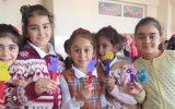 Suriyeli ve Türkiyeli Çocuklar Kitaplara Renk Kattı