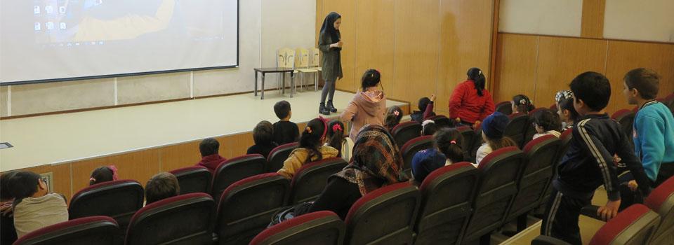 Çocuklarla Sinema Etkinliği