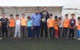 Çocuklarla Halı Saha Maçı: Dostluk Kazandı